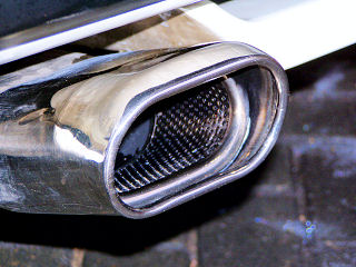 Wortec PowerPac High Performance Exhaust for 944 Turbo