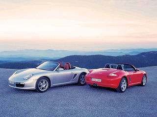 Porsche Boxster S and 2.7 2004 + models - service schedule coming soon for these later models